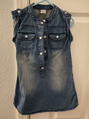 Carters denim dress 24 months for Sale in Fullerton, CA