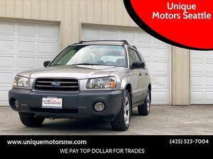 2005 Subaru Forester for Sale in Bellevue, WA