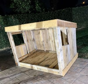 Wooden Dog House for Sale in Placentia, CA