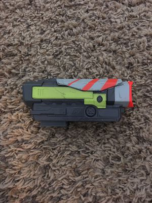 Nerf attachment scope with green light for Sale in Fort Pierce, FL