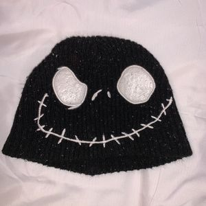 Jack skeleton beanie nightmare before Christmas for Sale in Tacoma, WA