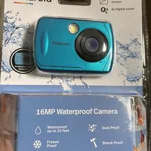 Polaroid 16MP Waterproof Digital Camera for Sale in Brooklyn, NY