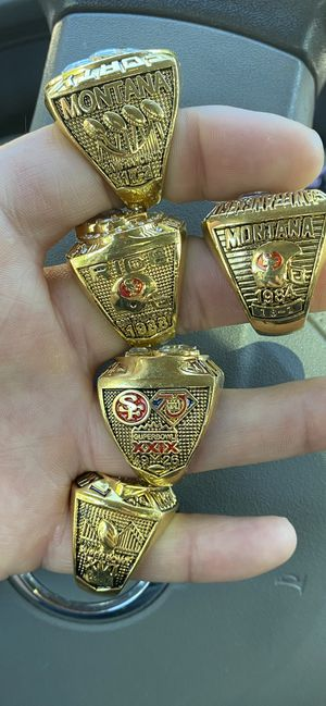 Set 49ers for Sale in El Paso, TX