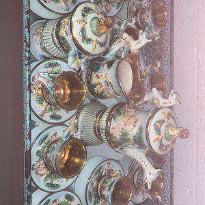Vintage Italian Tea Cups& Pot for Sale in Buffalo, NY