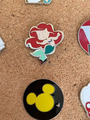 Disney collectables pins Disney World Disneyland $20 for 10 pins for Sale in Chula Vista, CA