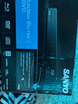 Blu-ray DVD player for Sale in Charlotte, NC