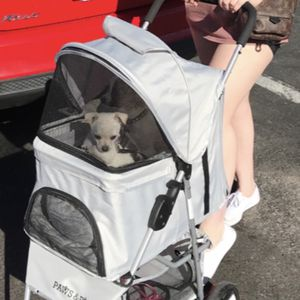 Grey Dog Stroller- OPEN TO OFFERS for Sale in Phoenix, AZ