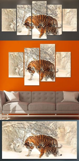 Tiger 😍 Framed Wall Art paintings Canvas 👇Purchase Here 👇 StunningCanvasPrints-com Prices Start @ $79 Hundred of Designs FREE SHIPPING!🚚🚀✈️ for Sale in Miami, FL
