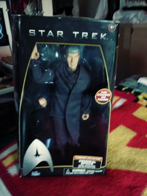 Startrek Action Figure for Sale in New York, NY