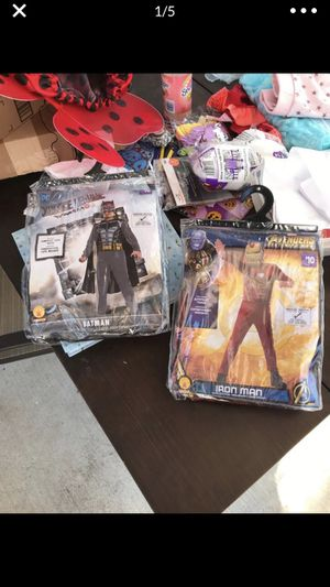 Halloween Boys costume NEW for Sale in Irving, TX