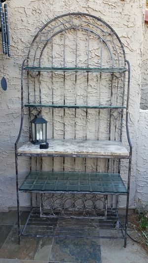 Bakers Rack for Sale in Scottsdale, AZ