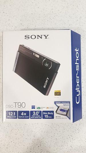Sony camera DSC-T90 for Sale in Miami, FL