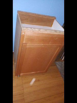 "Kitchen Cabinet. 24"" width, 18"" depth , height 35 1/2"" for Sale in Buckley, WA"
