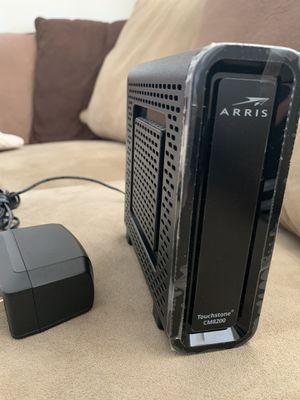 Arris Modem Docsis 3.1 for Sale in San Diego, CA