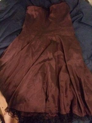 Maroon Corsette Dress for Sale in Brainerd, MN