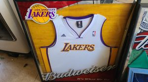 Lakers framed jersey for Sale in Anaheim, CA