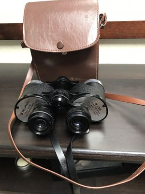 Bell & Howell Binoculars with Leather case. for Sale in Pacific Grove, CA
