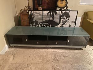 TV Stand. With Light at the bottom. for Sale in Miami, FL