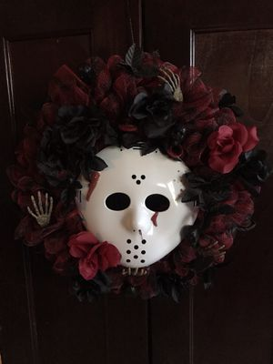 Halloween wreath for Sale in Los Angeles, CA
