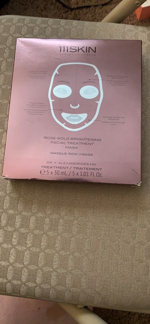 111 Skin Face Mask- normally $135 for Sale in Vacaville, CA