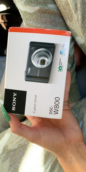 Sony digital camera for Sale in Coppell, TX