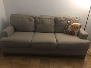 Sofa + Ottoman for Sale in New York, NY