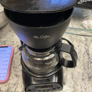 COFFEE POT AND FILTERS for Sale in Bakersfield, CA
