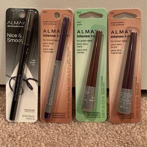 Almay liquid or gel eyeliner: $3 each for Sale in Alexandria, VA