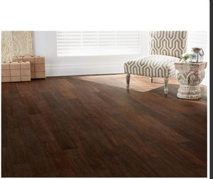 Home Decorators Collection Engineered Click Bamboo Flooring for Sale in Dyer, IN