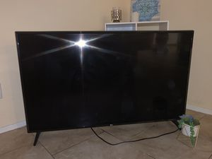 LG 55 inch tv for Sale in Sun City West, AZ