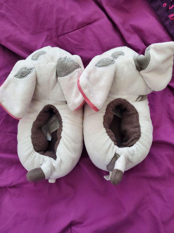 Moana/pua Slippers