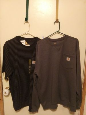 CARHART++ CLOTHES++ TOP+++ MENS++ SIZE L. for Sale in Gresham, OR