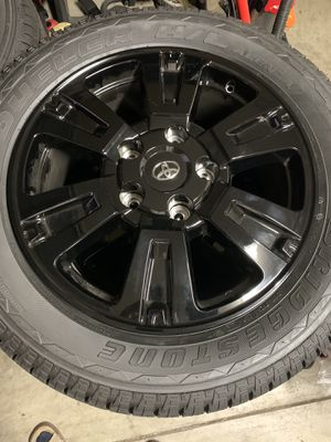 Tundra wheels. Tundra rims. Sequoia wheels. Sequoia rims. for Sale in Sylmar, CA