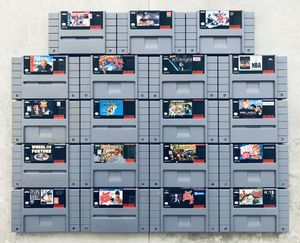 Super Nintendo (SNES) Games for Sale in Newport Beach, CA