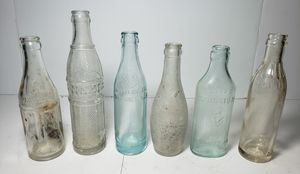 Lot of Antique Soda Bottles for Sale in Chesapeake, VA