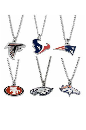 logo necklace charm pendant NFL PICK YOUR TEAM for Sale in Rancho Cordova, CA