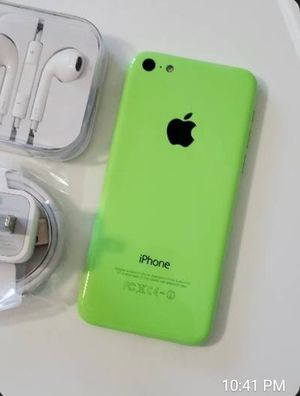 iPhone 5c unlocked *great condition* Any SIM for Sale in Springfield, VA