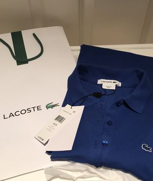 Lacoste Polo Dress. Navy. New with tags. Size 8. $79 OBO for Sale in Rockville, MD