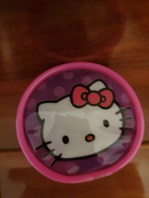 Hello Kitty Plastic Pouch. for Sale in Miami, FL