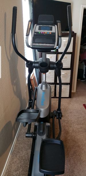 ELLIPTICAL NORDICTRACK E 7.0 Z for Sale in Celina, TX