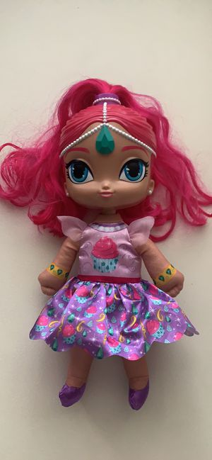 FISHER PRICE SHIMMER AND SHINE SINGING BIRTHDAY WISHES- SHIMMER for Sale in Parma, OH
