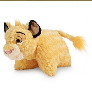 """New Disney Parks Lion King Simba Pillow 20"""" inch plush with tags dream friends. for Sale in Paramount, CA"""