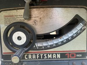 Craftsman table saw for Sale in Boring, OR