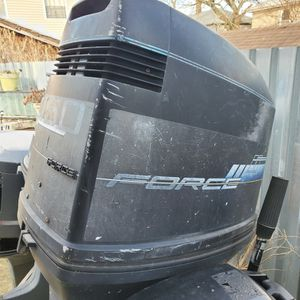 150hp Force Outboard Parts Or Rebuild for Sale in Queens, NY