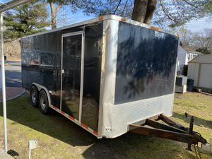 2015 trailer 18ft for Sale in Holtsville, NY