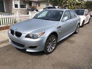 2006 Bmw e60 M5 parting entire car call for parts needed for Sale in San Diego, CA