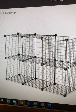 Wire shelves for Sale in Cary, NC