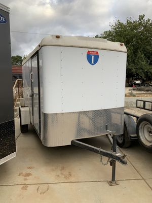 Enclosed trailer for Sale in Beaumont, CA