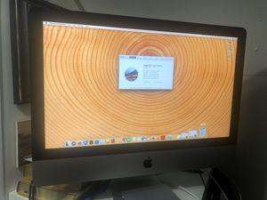 Apple Imac desktop computer - 2017 model for Sale in Greensboro, NC