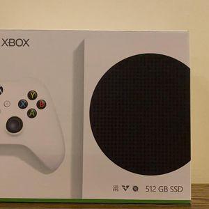Microsoft X box Series S White for Sale in Naperville, IL
